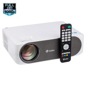 PROJETOR LED - 3400 LUMENS - FULL HD - BETEC BT960