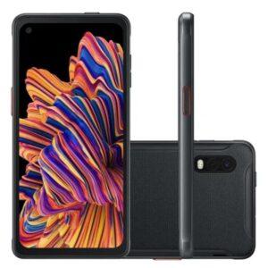 Samsung Galaxy Xcover Pro 64gb 4gb Tela 6.3 Câmera 25mp 8mp Dual Chip