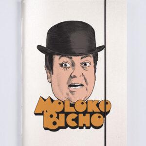 Sketchbook Moloko, bicho
