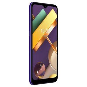 """Smartphone Lg K22 Tela 6,2"""" 2gb Ram 32gb Câmera Traseira Dupla Quad C"""