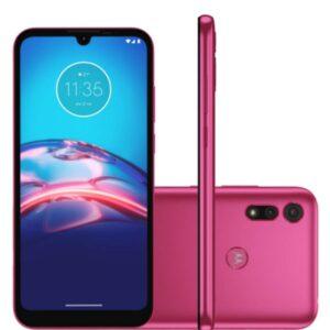 """Smartphone Motorola E6s 6,1"""" Xt2053-2 2gb Ram 32gb Memória Octa-core"""