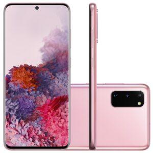 Smartphone Samsung Galaxy S20 128gb Dual Chip 8gb Ram 4g Tela Infinit