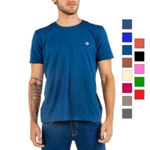 T-shirt Camiseta Masculina 100% Algodão Manga Curta