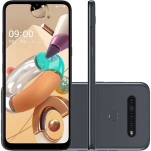 """Smartphone Lg K41s 6.55"""" Dual Chip Android 9.0 Pie Octa Core 3gb Ram"""