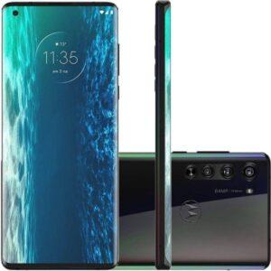 "Smartphone Motorola Edge 6,7"" Xt2063-3 6gb Ram Câmera 64mp Qualcomm S"
