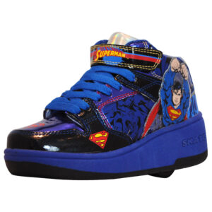Tênis Roller - DC Comics - Superman - Azul - Royal Kids