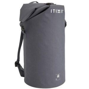 SACO ROLO DE STAND UP PADDLE ESTANQUE 60L - Duffle bag 60 l grey, no size