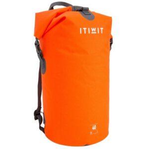 SACO ROLO DE STAND UP PADDLE ESTANQUE 40L LARANJA - Duffle bag 40 l orange, no size