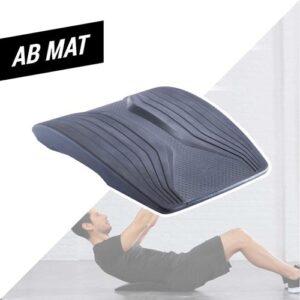 Apoio Abdominal  Lombar ABMat - Apoio para Lombar com Design Funcional Exclusivo, Tam. Unico, Cor Unica, Domyos