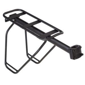 Bagageiro para canotes 25mm até 32 mm - SEAT POST CARRIER 500, NO SIZE