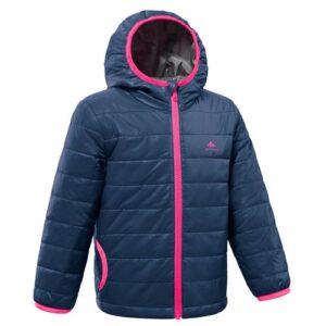 Jaqueta infantil de trilha MH500