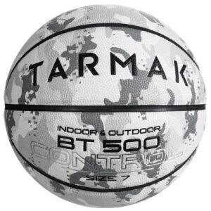 Bola de Basquete BT500 T7 - Bola basquete camuflada BT500 T7