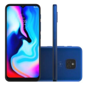 Smartphone Motorola Moto E7 Plus XT2081-1 64GB Azul Navy