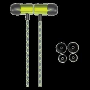 Fone De Ouvido Goldship Com Microfone Magnetic Hits Fo - 1402 Verde Fone De Ouvido Goldship Com Microfone Magnetic Hits Fo-1402 Verde