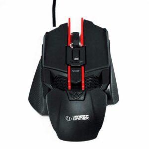 Mouse Gamer Scorpion Mog - 0458 Leadership Gamer Preto Mouse Gamer Scorpion Mog-0458 Leadership Gamer Preto