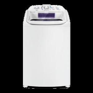 Máquina de Lavar 16Kg Electrolux Branca Premium Care Silenciosa, Cesto inox e Jet&Clean (LPR16)