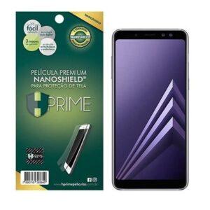 Pelicula HPrime Samsung Galaxy A8 Plus 2018 6.0 NanoShield