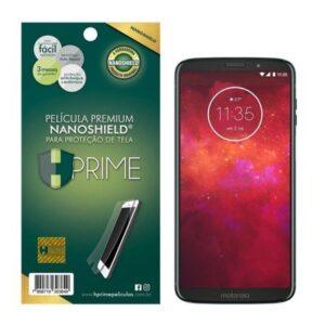 Pelicula HPrime Motorola Moto Z3 Play NanoShield
