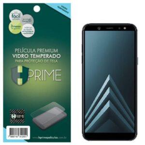 Película Hprime Samsung Galaxy A6 2018 Vidro Temperado