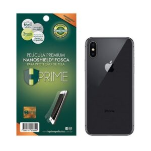 Pelicula Protetora HPrime Apple Iphone X / XS Nanoshield