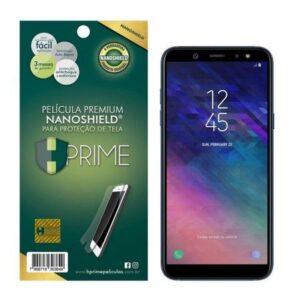 Pelicula HPrime Samsung Galaxy A6 Plus 2018 6.0 NanoShield