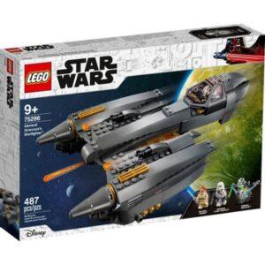 LEGO Star Wars - Starfighter do General Grievous - 75286