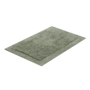 tapete buddemeyer antiderrapante 100% algodão allure verde 3036