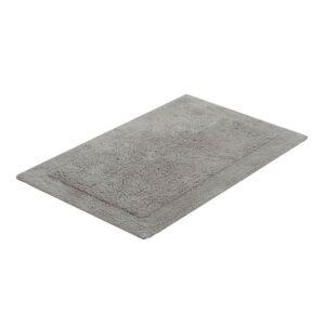 tapete buddemeyer antiderrapante 100% algodão allure kaki 4011