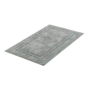 tapete buddemeyer antiderrapante 100% algodão elegance verde 1874
