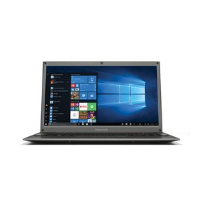 "Notebook Positivo Motion C4128D Intel® Celeron® Dual-Core™ Windows 10 Home SSD Full HD Tela 14"" - Cinza"