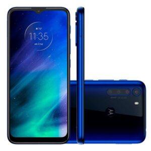 Smartphone Motorola One Fusion Xt2073 - 2 128GB 4GB Azul Safira