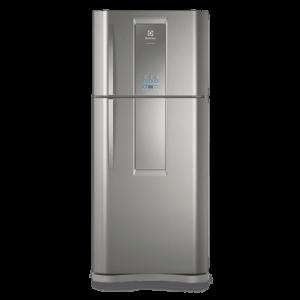 Geladeira/Refrigerador Infinity Frost Free Inox 553L Electrolux (DF82X)
