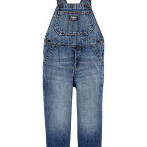 Macacão de jeans OshKosh - Bright Ocean Wash 6M