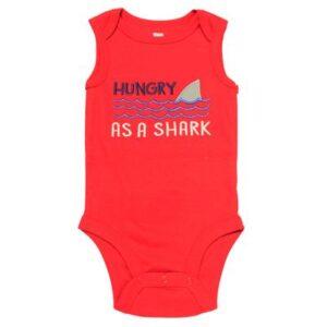 Body Regata - Hungry As A Shark - Koala Baby - Babies'R'Us - RN