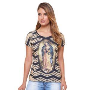 Blusa Nossa Senhora de Guadalupe FS4489 P