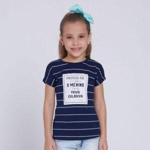 Blusa Infantil Menina dos Teus Olhos MS4269 2