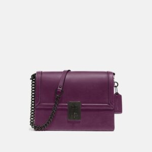 Bolsa Hutton Shoulder Coach Roxo