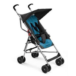 Carrinho De Bebê Guarda-Chuva Pocket Azul Multikids Baby - BB500