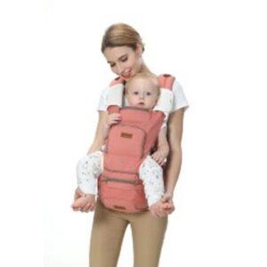 Canguru Para Bebê Fisher Price Hipseat Até 15Kg Bege - BB311