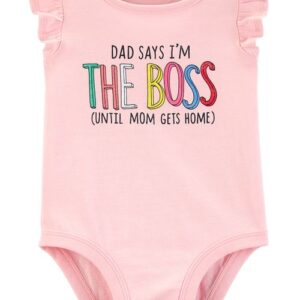 Body Dad Says I'm The Boss 6M