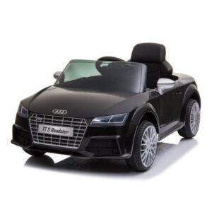 Mini Veículo Elétrico - 12V - Audi CR - Preto - New Toys
