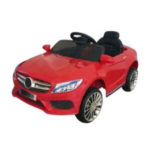 Mini Veículo Elétrico - Mercedes-Benz SLS AMG com Controle Remoto 6V Vermelho - Xalingo
