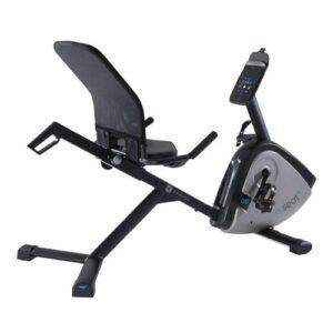 Bicicleta Ergométrica Horizontal e-Seat - BICICLETA ERGOMETRICA HORIZONTAL RECLINÁVEL, E-SEAT,  GARANTIA 2 ANOS, COMPATÍVEL COM ECONNECTED (iOS e ANDROID), DOMYOS