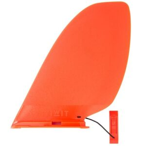 QUILHA DE STAND UP PADDLE INFLÁVEL ITIWIT - Sup fin touring  orange, no size