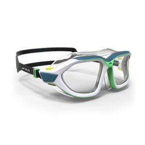 Máscara de natação 500 ACTIVE tamanho Pequeno Nabaiji - Mask 500 active s white green***, s