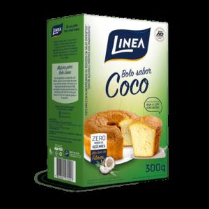 Linea Mistura Para Bolo Coco 300G