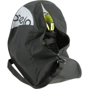 Bolsa para patins 32L Oxelo - ROLLER BAG FIT BLACK 32L, UNIQUE