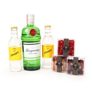 G&t Essentials: Gin + Tônicas + Especiarias