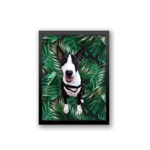 Quadro - Personalize Pet - Folhagem