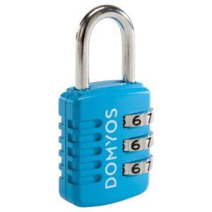 Cadeado Segredo 25mm Azul - CODE LOCKS  BLUE, .